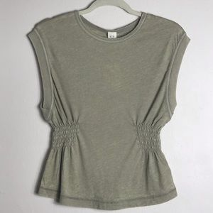 Free People May Tank (Olive)